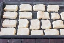 rolls and breads