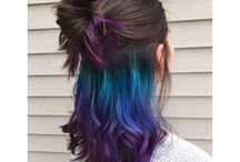 •Um Cabelo É Uma Cabelo / Cabelos lindos, curto, cacheado, coloridos, ombré hair, ondulados ou lisos.