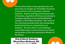 The Weed Man Opportunity / Weed Man: The Franchise Opportunity That's All About Growth! Visit www.weedmanfranchise.com for more information.
