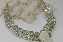 Quartz, Rutilated Quartz, Rutilated Quartz Jewelry, Quartz Jewelry, Lodolite, Lodolite Jewelry, Phantom Quartz -Lodolite
