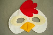 Chicken Licken Costume Ideas