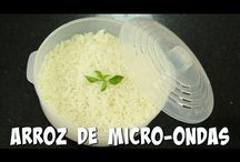 sabores do microondas