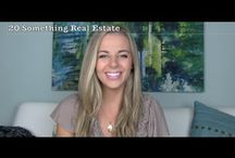 20 Something Real Estate / A great segment of videos for aspiring first time home buyers #homedecor #design #diy #advice