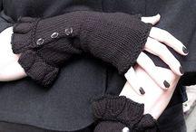 guanti maglia