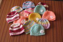Co jsem vytvořila a co se mi líbí / Háčkování a pletení