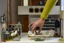 Miniatures and Dollhouses / 1:12 and 1:6 scale miniatures and dollhouses
