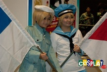 Axis Powers Hetalia Cosplay