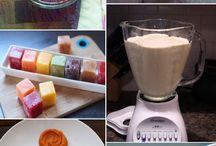 Baby foods ideas
