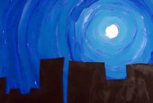 Art Projects - Grade 3