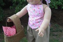 Willa doll patterns