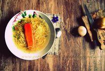 Zupy / Zupy delikatne, kremowe, tradycyjne, barszcze, rosoły itp
