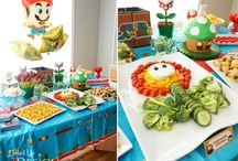 Mario Birthday Party / by Amber Devlin