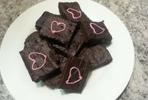 Brownies chocolaté