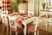 Étkező, konyha / Ötletek konyhába, étkezőbe