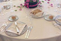 Wedding allestimenti / Tavola