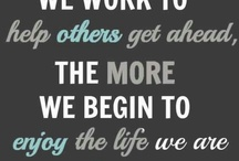 Quotes To Inspire / These are quotes that inspire us!
