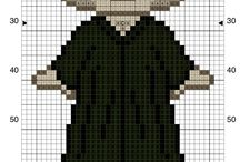 Harry Potter / Cross Stitch