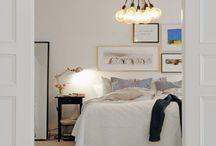 Soveværelse / Ideer til indretning