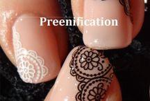 Beauty; Nail art