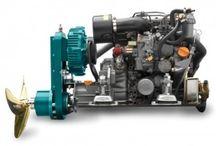 Deniz motorları  ve şanşımanları