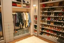 Closets / by Jessica Ayscue