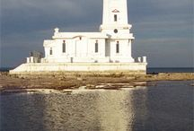 Lighthouses and sea scapes / by Cindy Lodermeier
