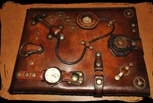 JM: leather steampunk