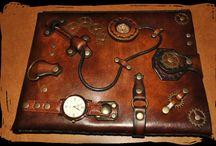 JM: leather steampunk