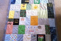 Keepsake quilt / by Andrea Roseman