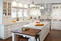 Kitchen  / by Brittany Monish Flynn