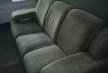 Coisas para comprar / vendo conjunto de sofá 3 e 2 lugares em ótimo estado de conservação