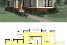 Green Home Floor Plans