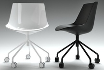 Sillas con ruedas I Chairs Castors