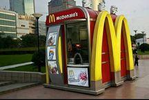 McDonald Restaurants to Visit!