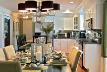 Kitchen / Explore kitchen style and function with decorating tips and organizational ideas. Explore new and noteworthy advances in kitchen appliances and tools.