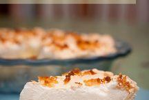 More Pie Please / pie recipes