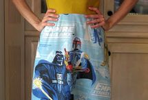 Star Wars Fabric Ideas