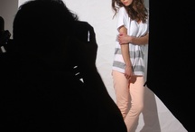 Behind the scenes... / A sneak peek behind the scenes at our SS12 photoshoot! / by Wallis