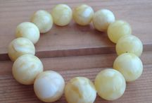 Baltic Amber bracelets / Beautiful bracelets made from Natural Baltic Amber