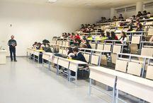 Polatlı Final Dershanesi / Polatlı Final Dershanesi öğrencileri, deneme sınavı ve meslek tanıtım etkinliği için üniversitemize konuk oldu.