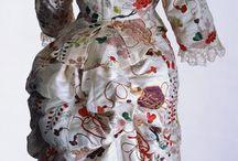 dresses and jewel