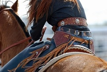 Cowgirls (Vaqueras)