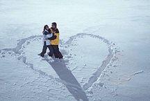 Wedding {Winter Engagement}