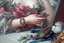 Femme fatale: Marie Antoinette / by Elsie