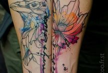 Tattoos / by Mandy Conway