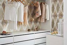 Garderobplaner