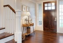 Foyers and Mud Rooms