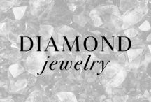 Diamond Jewelry / Diamonds are the go to, with their stunning sparkles and distinct variations. Not only are Diamonds the go to for engagements and anniversaries but they are also April's birthstone. Here are a few of our top rated Diamonds at Ice.com / by Ice.com