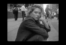 "Léa Seydoux in ""A New York Moment"" A Film by Glen Luchford"