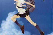 Toki o Kakeru Shōjo (A garota que pulou no tempo)